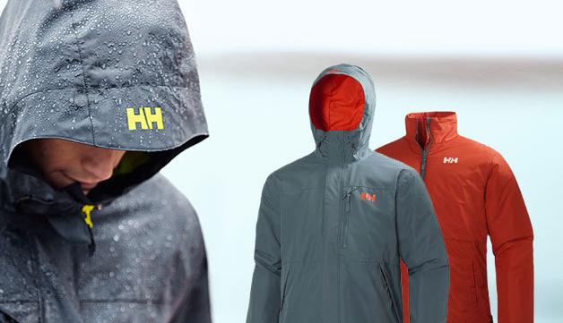 Helly Hansen regntøja